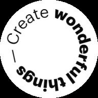 Create wonderful things